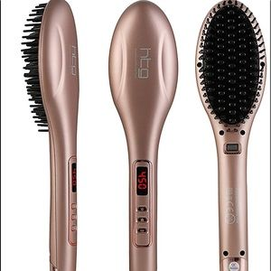 HTG Hair Straightening Brush